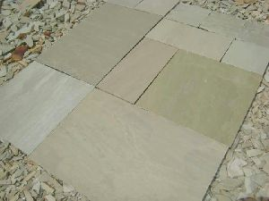 Raj Green Patio Paver