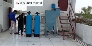 Hospital Mini Wastewater Treatment Plant