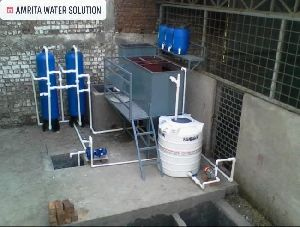 Pyrolysis Wastewater Treatment Plant