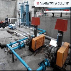 RCC & STP Sewage Wastewater Treatment Plant