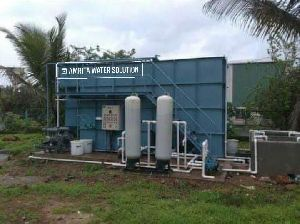 STP Sewage Wastewater Treatment Plant