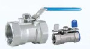 1017S Series Stainless Steel Ball Valve