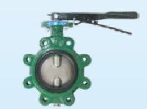 2014 DL Series Butterfly Valve