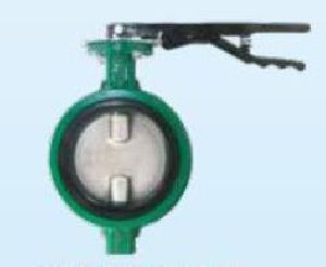 2014 DWR Series Butterfly Valve