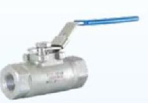 3000 WSW Series Stainless Steel Ball Valve