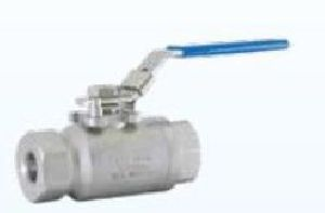 6000 WSW Series Stainless Steel Ball Valve