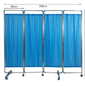 Hospital Bed Partition