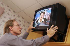 Hospital Small TV