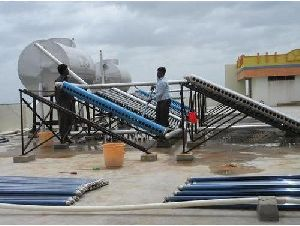 Solar Water Heater Repairing Services
