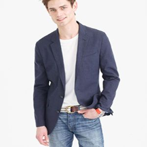 Mens Regular Fit Blazer