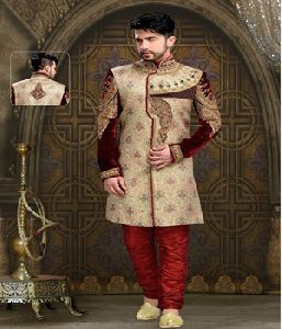 Wedding Indo Western Sherwani