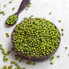 Green Whole Moong Dal