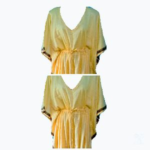 Ladies Kaftans Beachwear