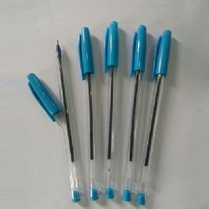 Plastic Use & Throw Pens