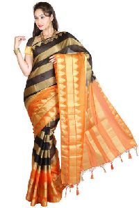 Manipuri Cotton Saree