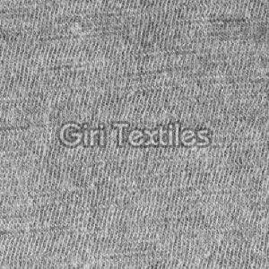 Plain Cotton Grey Fabric