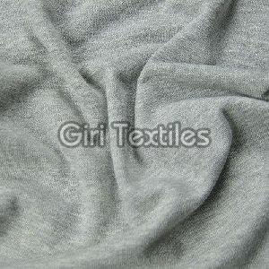 Poly Cotton Grey Fabric