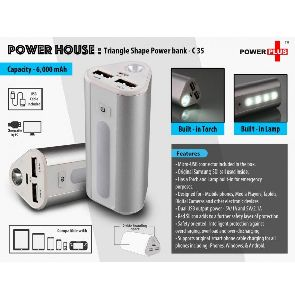 6000 mAh Power Bank