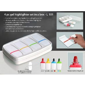 Gel Highlighter Set