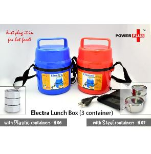 Power Plus Electra Lunch Box
