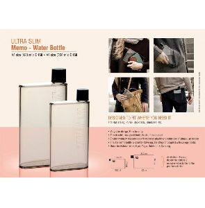 Ultra Slim Water Bottle