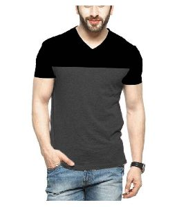 Mens Half Sleeve T Shirt