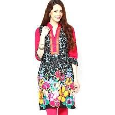 Ladies Printed Kurtis