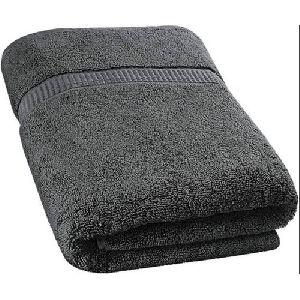 Grey Bath Towel