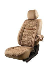 Denim Retro Velvet Fabric Car Seat