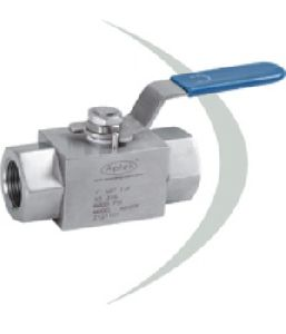 ABV 2 FF High Pressure Ball Valve