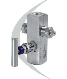 AGV 3 FF Multiport Gauge Valve