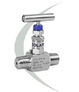 ANV 1 MM Needle Valve