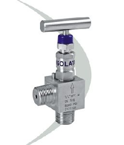 ANV 3 MM Needle Valve