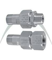 Pressure Gauge Swivel Adapter