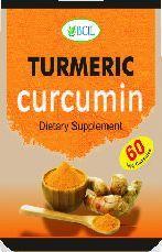 Turmeric Curcumin Capsules