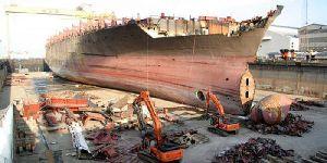 Vessel Demolition Services