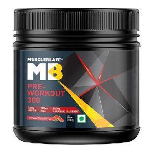 Melon Twist MuscleBlaze Pre-Workout 300