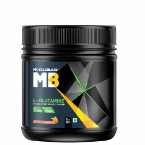 Muscleblaze Glutamine Flavoured
