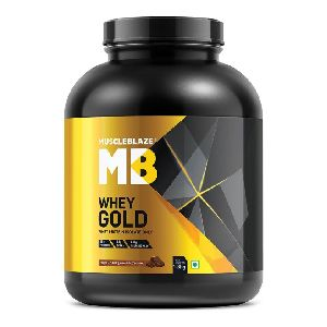 MuscleBlaze Whey Gold Protein 2kg