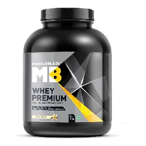 MuscleBlaze Whey Premium 2kg