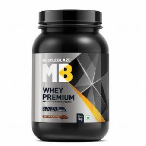 MuscleBlaze Whey Premium 1kg