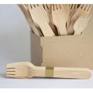 Wooden Fork 160 MM