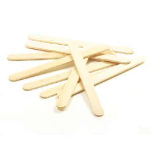 Wooden Ice-Cream Sticks 93 MM Round