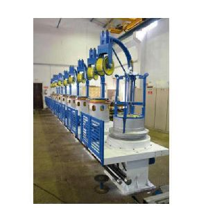Mild Steel Wire Drawing Machine
