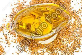 Yellow Mustard Seed Oil