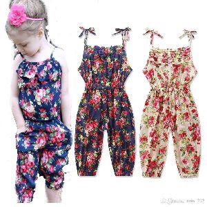 Girls Jumpsuits