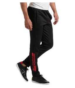 Mens Printed Track Pants