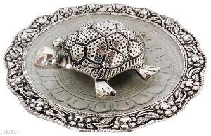 Metal Feng Shui Tortoise