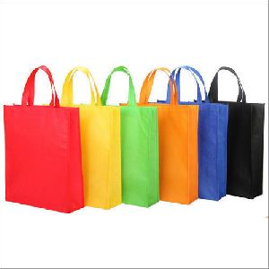 Loop Handle Shopping Bags