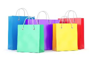 Plain Shopping Bags
